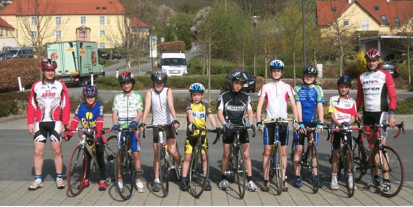 Ergo School Race Trainingscamp