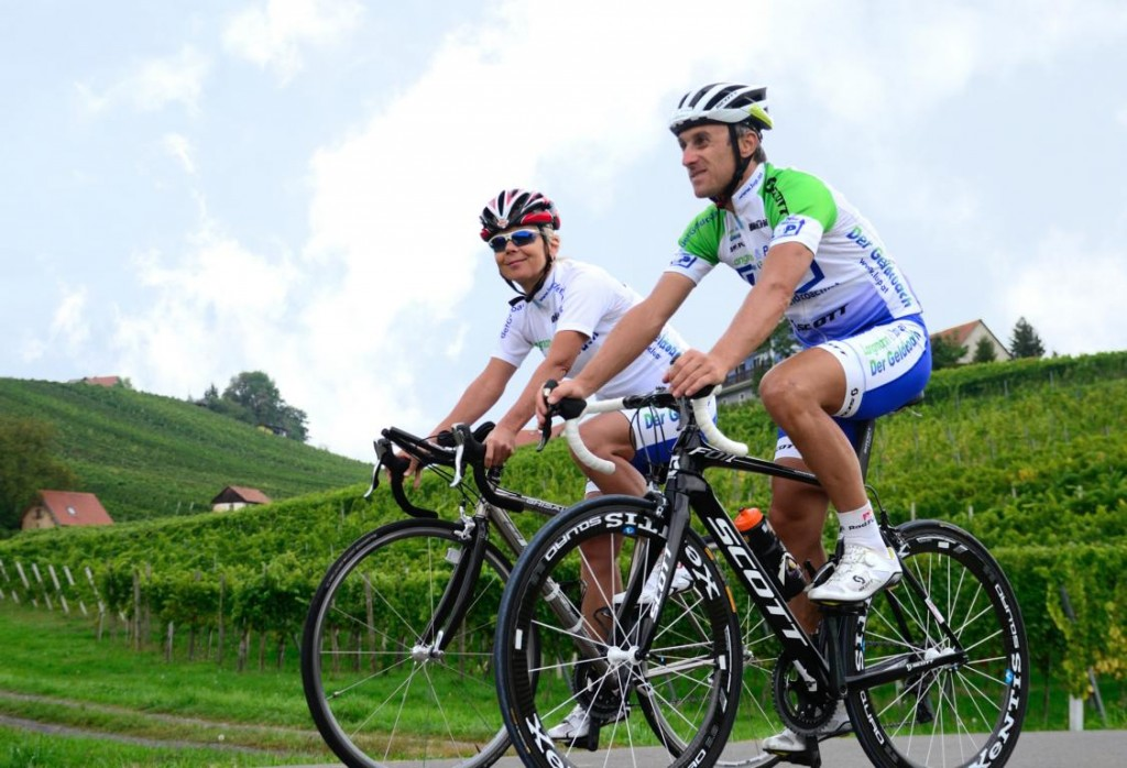 Edi Fuchs Race Around Austria