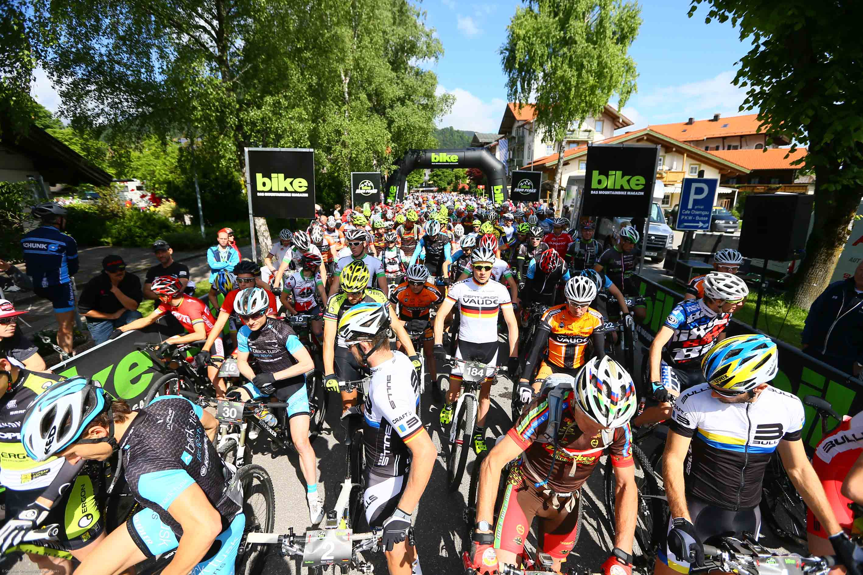 Mehr als 900 Mountainbiker fürs 2. Protective BIKE Four Peaks gemeldet | Start Mittwoch 10:00 Uhr in Leogang