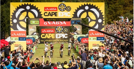 Die Tour de France des MTB Sports -Das Cape Epic