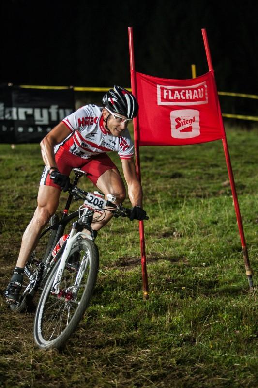 Flachau Bike Night mit Christoph Soukup