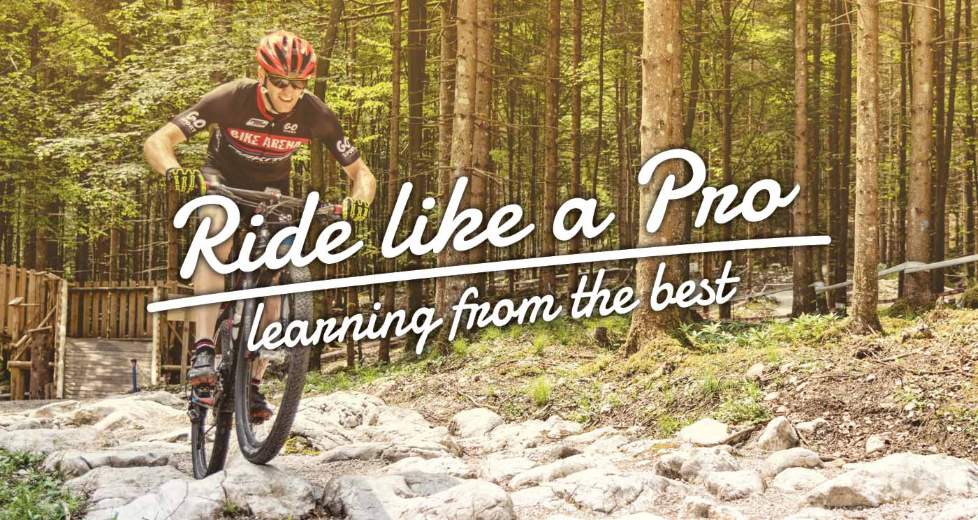 TRAININGSLAGER – RIDE LIKE A PRO