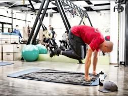 Training mit dem Sling Trainer ist der optimale Ausgleich für Radsportler, Foto: Markus Slavik