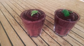 ROTE RÜBEN REGENERATIONS SMOOTHIE