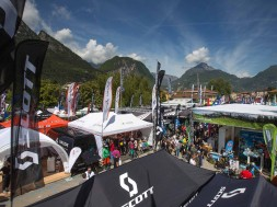 Ziener BIKE Festival Garda Trentino powered by MINI 2015 – Expo Area