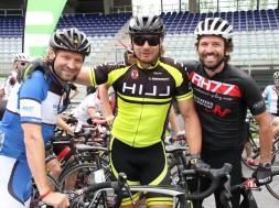 Peter Wrolich, Leo Hillinger & René Haselbacher