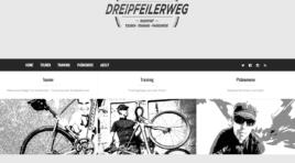"""BERNHARD PRANGLS """"DREIPFEILERWEG"""""""