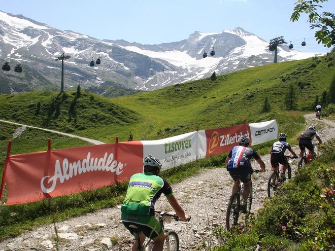 Zillertal Bike Challenge 2015 - Ziel