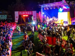 Bike Night Flachau 2015, Flachau, (C) Foto: wildbild