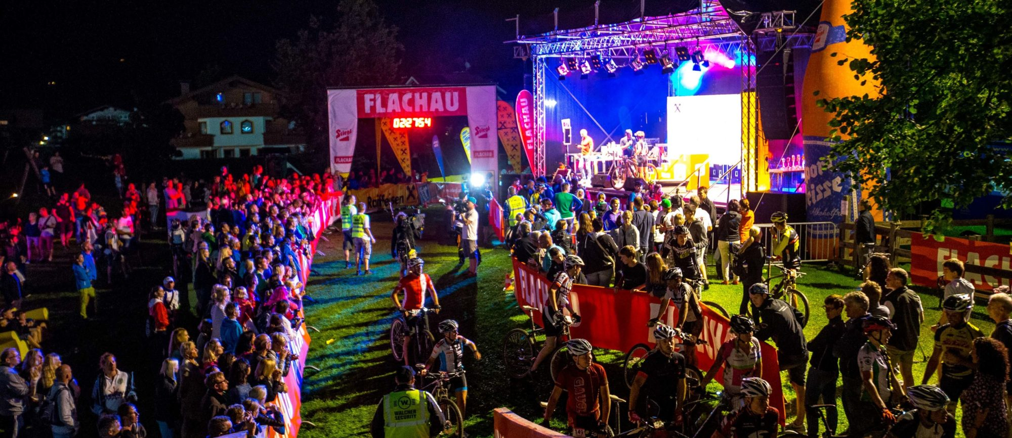 RACES2BE || BIKE NIGHT FLACHAU 10.-12.08.2018