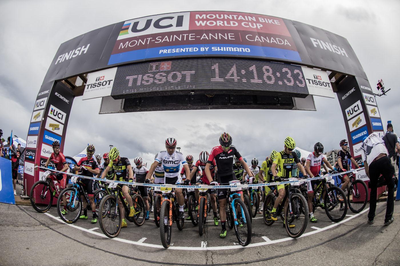 UCI MTB WORLD CUP MONT-SAINTE-ANNE // ABSALON MIT 32. WELTCUPSIEG // PENDREL MIT HEIMSIEG
