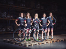 Factory racing team