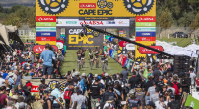 Absa Cape Epic 2017 Stage 7 – Elgin to Paarl