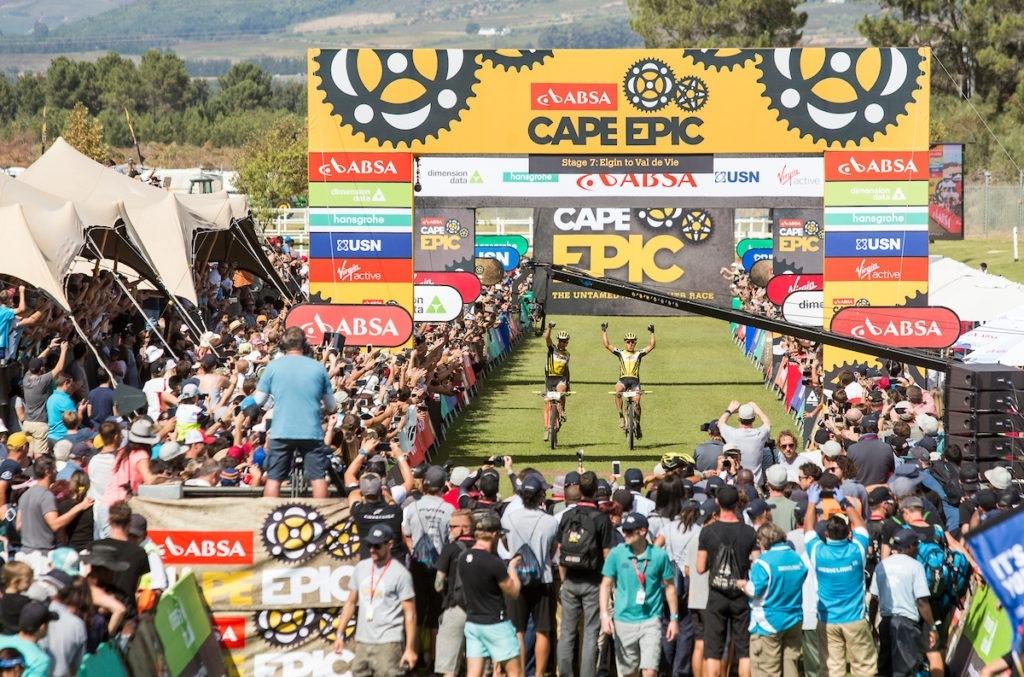 (c) Sam Clark/Cape Epic/SPORTZPICS