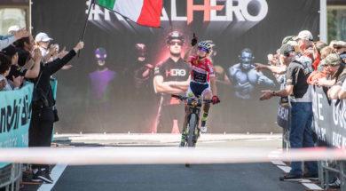 170617_HERO_Finish Winner_Women_Elena Gaddoni ITA