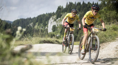 BIKE Transalp powered by Sigma 2016 - Stage 6(Mezzana-Trento) - 88,24 km © Markus Greber