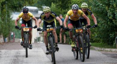 5. Etappe, Finish Trento, Miha Matavz