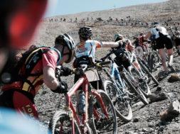 course Grand Raid Verbier Grimentz 2008 Montee au Pas de Lona