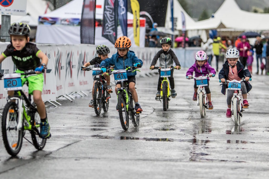 Kids und Juniorentrophy beim Ischgl Ironbike - 6