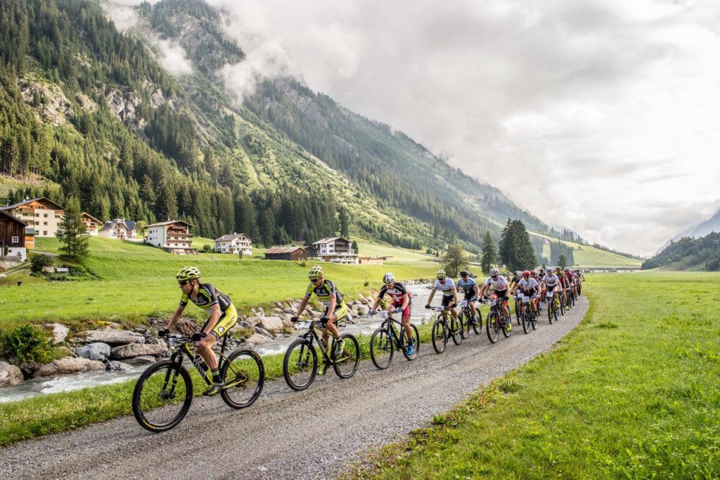 Knapp 800 Teilnehmer beim 23 Ischgl Ironbike Festival - 4