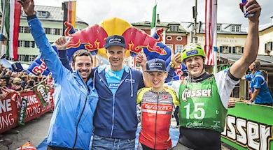 Red Bull Dolomitenmann 2017: Sieg fŸr Pure Encapsulations¨