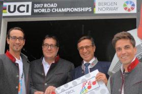 Presentation Courses © Innsbruck-Tirol Rad WM 2018 GmbH