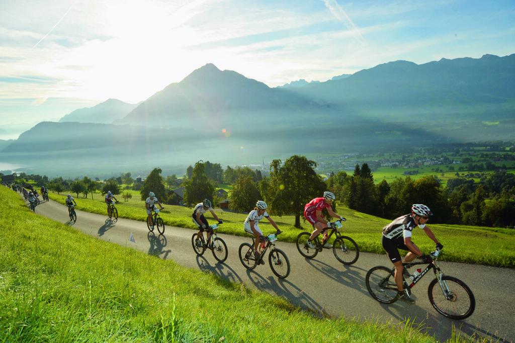 7. iXS-Classic-Lauf an der o-tour Bike Obwalden am Sonntag, 12. September 2010 in Alpnach. Foto: iXS classic/Martin Platter