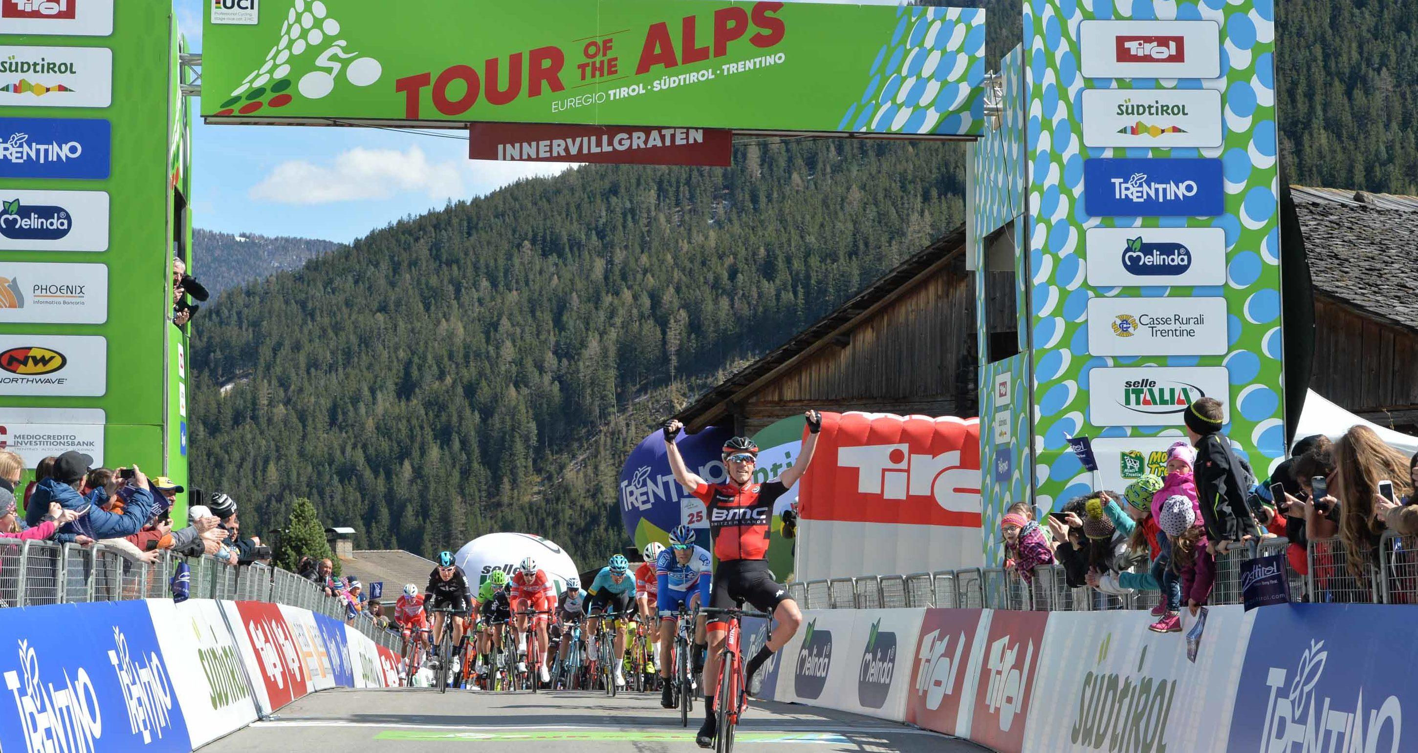 TOUR DE ALPS GASTIERT IN OSTTIROL || 16.-20. APRIL