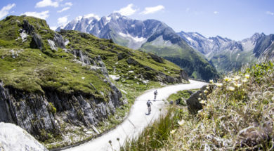 1. Etappe, Mayrhofen – Brixen, Markus Greber