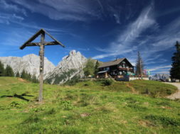 Kreuz mit Admonter Reichenstein, Mdlinger Htte