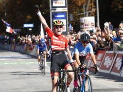 Stigger gewinnt Gold für Österreich Evenepoel wird Doppelweltmeister – 7