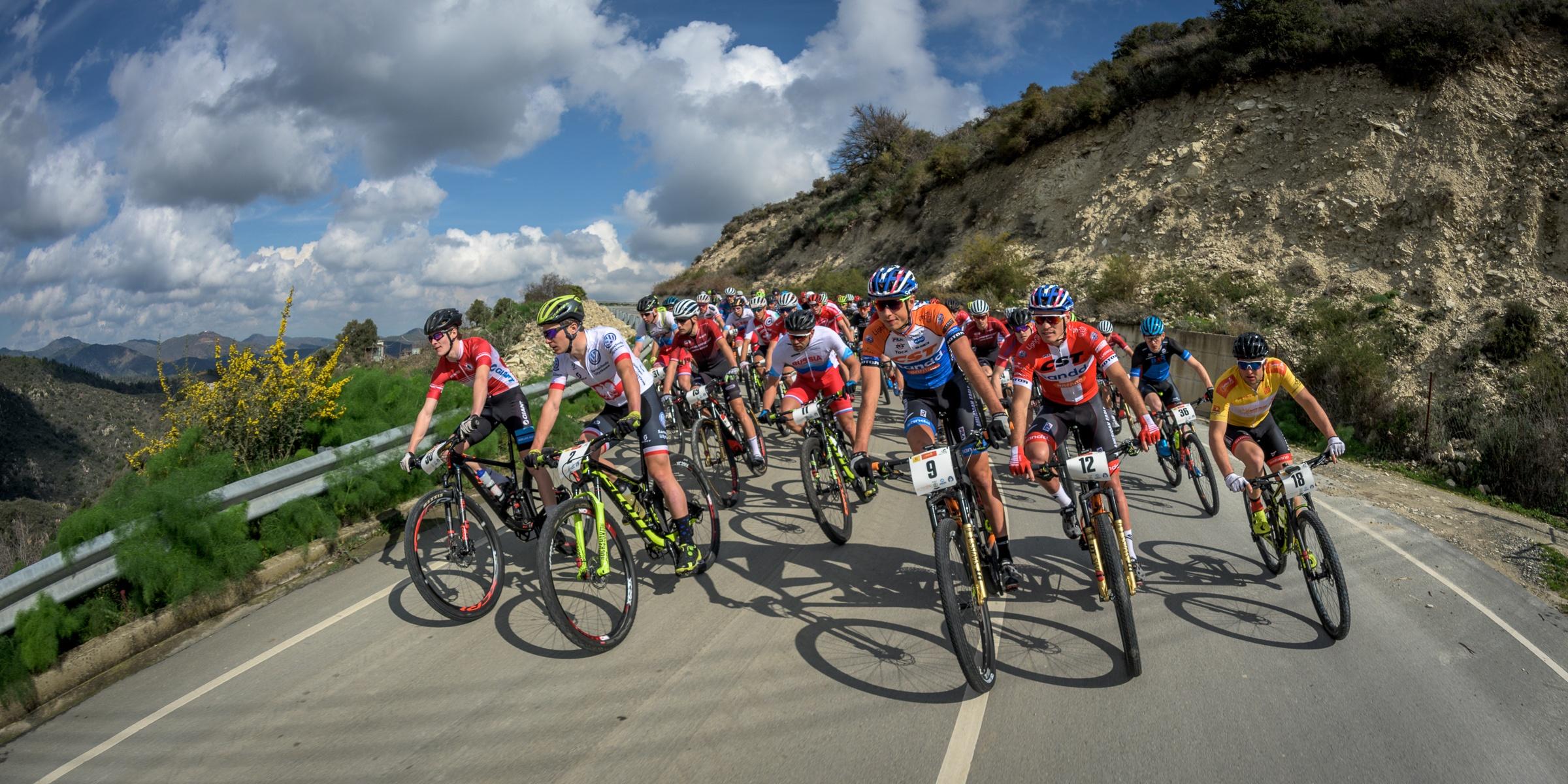 CYPRUS SUNSHINE CUP || Afxentia Stage Race Etappe 2