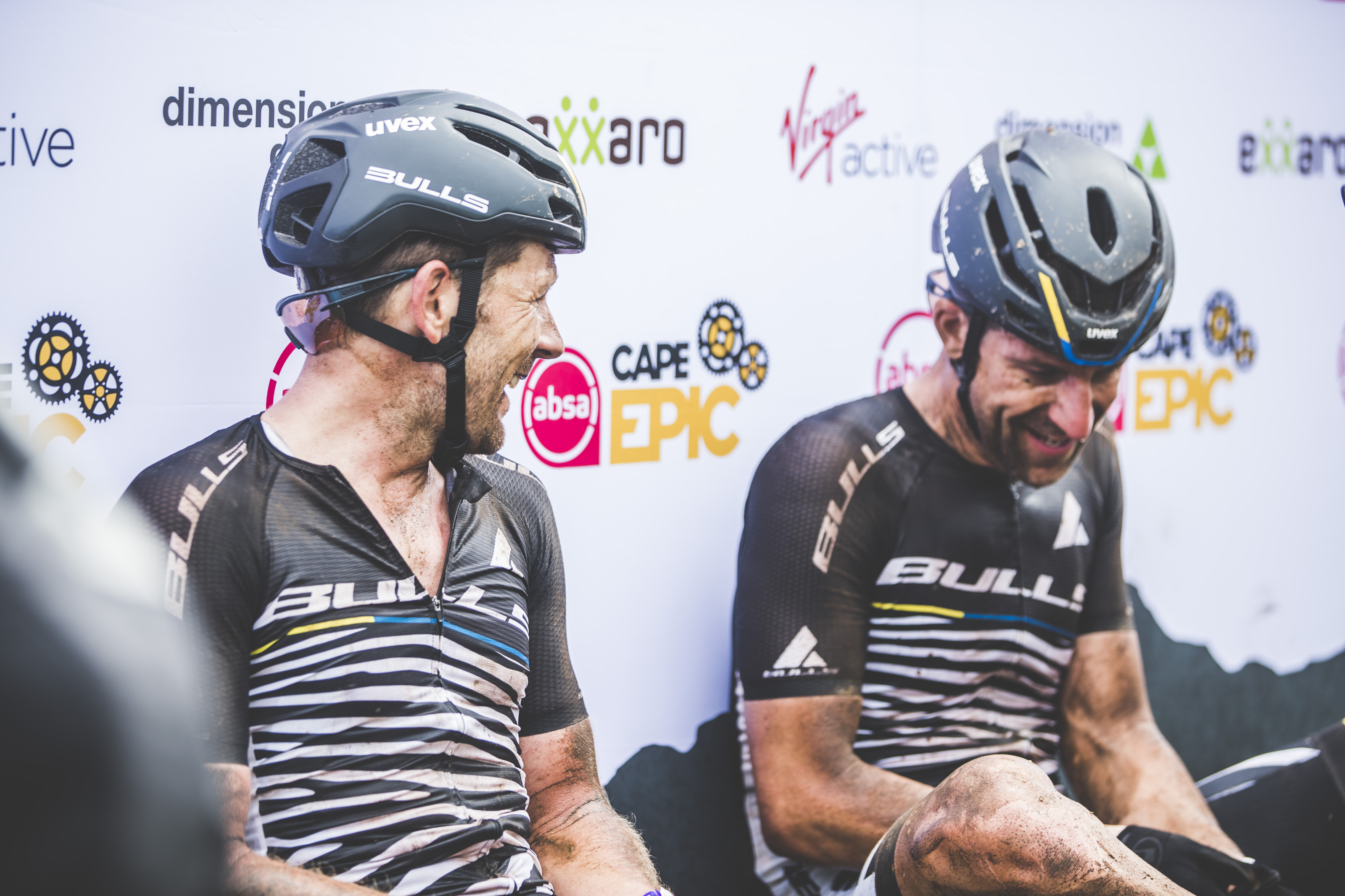 CAPE EPIC // BEHIND THE SCENES MIT ALBAN LAKATA UND DEM TEAM BULLS #4 ETAPPE 1