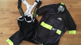 PRODUKT-TEST // Trikot & Radhose mit individuellem Design von GSG Cycling Wear