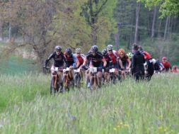 Leading Group_Duchtlingen_HBM19 Hegau Bike-Marathon by Goller