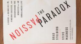 **BUCHTIPP DES MONATS// The Passion Paradox