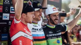 **UCI MTB WORLDCUP// DIE OLYMPIASIEGER AUF EIN HIGH IN ANDORRA