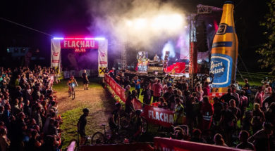Bike Night Flachau 2019 – Ziel