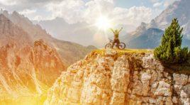Bike-Packing // Der neue Trend auf allen Wegen