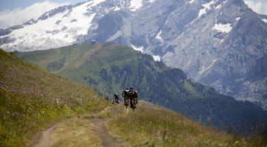 BIKE Transalp 2019 3. Etappe