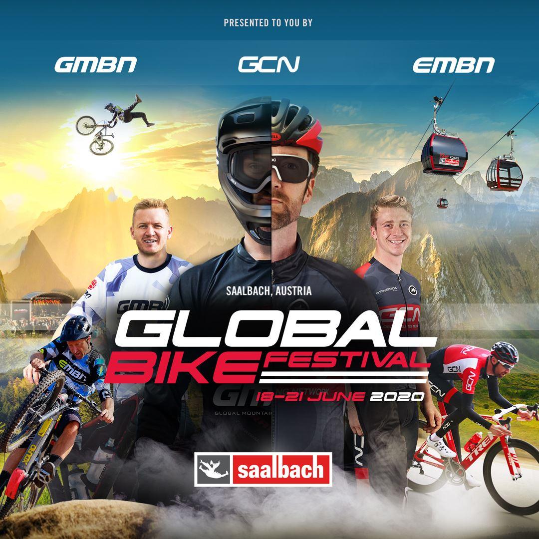 GLOBAL BIKE FESTIVAL by GCN IN SAALBACH HINTERGLEMM
