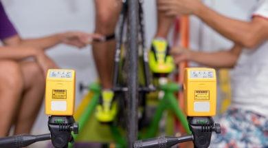 Fitting bike fillter knee pain