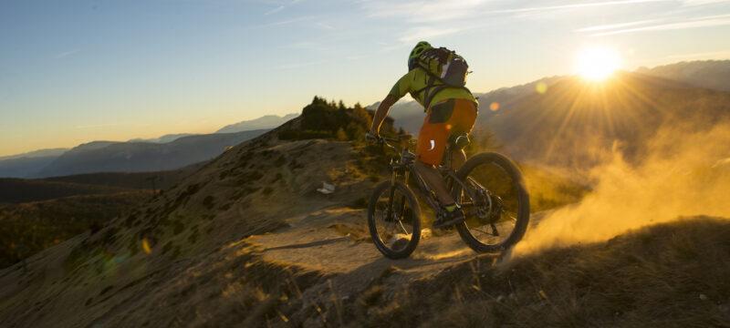 biking in the south tyrol mountains – merano 2000