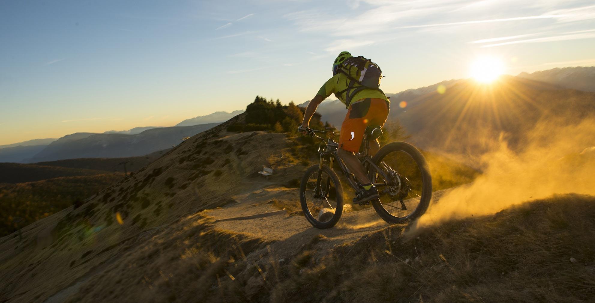 Biken boomt – die schönsten Bikestrecken Österreichs