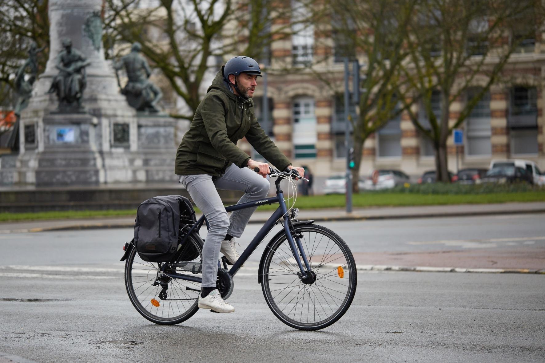 Radfahr-Umfrage: Mehr als die Hälfte aller Radfahrer fühlt sich im Stadtverkehr unsicher