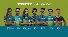 Neues Team in der Szene: TREK | VAUDE