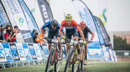MEDITERRANEAN EPIC 2021 – 2. Etappe // Daniel Geismayr  führt die Gesamtwertung an