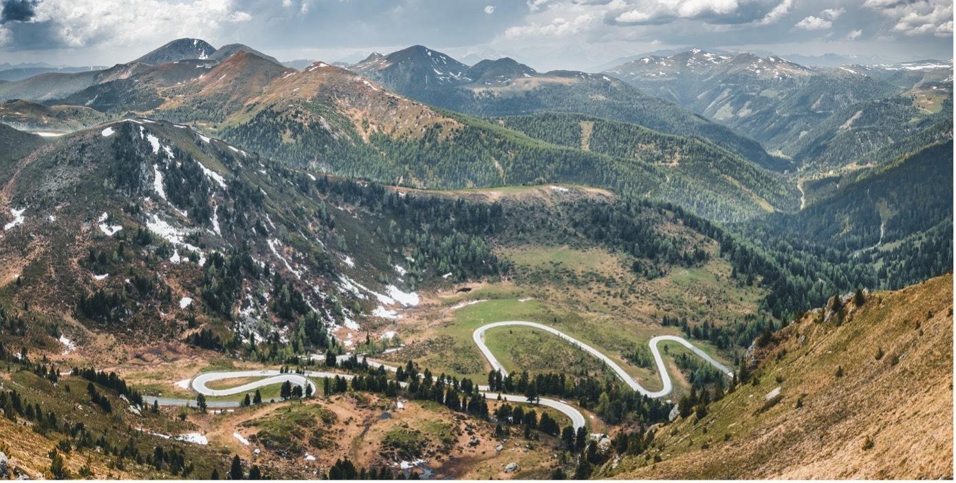 Die Gurktaler Alpen – ein Eldorado für Mountainbiker: 5 Touren von leicht bis schwer