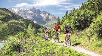 M3 Montafon Mountainbike Marathon (c) Stefan Kothner – Montafon Tourismus GmbH, Schruns