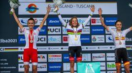 Mona Mitterwallner neue Elite-Weltmeisterin im MTB-Marathon